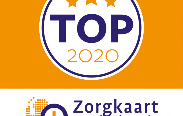 ZorgkaartNederland Top 2020!
